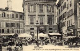 DPT 06 MENTON Vue Générale Prise De La Frontière - Places, Squares