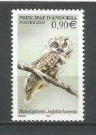 ANDORRE 2005 N° 607 NEUF** - Unused Stamps