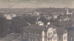 CARTE PHOTO ALLEMANDE - GUERRE 14 -18 - WILNA - VILNIUS ? - Guerre 1914-18