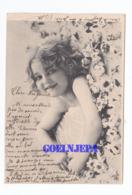 Enfant Aux Fleurs - Portraits