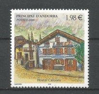ANDORRE 2005 N° 616 NEUF** - French Andorra