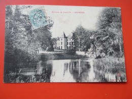 Environs De Luneville - ADOMENIL - Voyagée En 1906 - Luneville