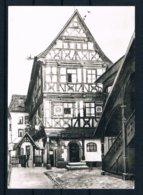 (2538) AK Meiningen - Büchnersche Hinterhaus - Meiningen