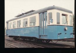 B -- Autorail Type 551 - Trenes
