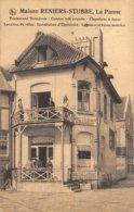 A-19-4843 :  LA PANNE. MAISON RENIERS-STUBBE. RESTAURANT. - De Panne