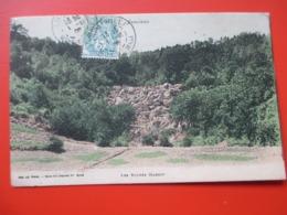 Cpa Colorisée SENONES LES ROCHES MARGOT - Voyagée En 1906 - TBE - Senones