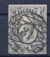 """Sachsen 8 Gest. """"31"""" Auerbach - Saxony"""