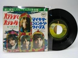 Beatles 45t Vinyle Ob-La-Di,Ob-La-Da Japon - Hard Rock & Metal