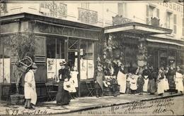 Cp Neuilly Sur Seine Hauts De Seine, La Rue De Sablonville - Andere Gemeenten