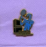 Pins Tennis Roland Garros 1992 Thomson Arthus Bertrand K163 - Arthus Bertrand