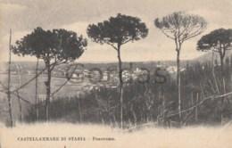 Italy - Castellammare Di Stabia - Panorama - Castellammare Di Stabia