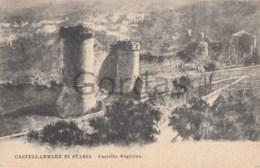 Italy - Castellammare Di Stabia - Castello Angioino - Castellammare Di Stabia