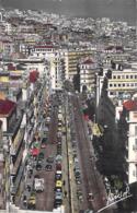 Afrique-Algérie- ALGER Boulevard Bugeaud Et Rue Leluch (Editions :JANSOL Alger 134 *PRIX FIXE - Algeri