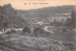 Afrique-Algérie- ALGER Jardin D'Essai  (- Editions : CAP C-A-P  N°294*PRIX FIXE - Algeri