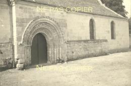CHENEHUTTE-TREVES-CUNAULT église N-D Des Tuffeaux Vers 1900 Maine Et Loire 49 - Lieux