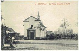 COURTRAI - La Petite Chapelle Au Puits - N° 58 Th. Van Den Heuvel - Kortrijk
