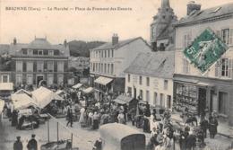 BRIONNE - Le Marché - Place De Fremont Des Essarts - Autres Communes