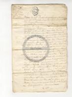/!\ 1397 - Parchemin - An III De La République - Commune De Ruffec - Charente - Manoscritti