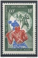 """Nle-Caledonie Aerien YT 101 (PA) """" Danseurs De Maré """" 1968 Neuf** - Luftpost"""