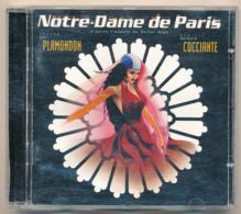 CD : NOTRE-DAME-DE-PARIS, Luc Plamondon, Richard Cocciante (1997) - Opéra & Opérette