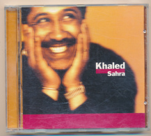 "CD : KHALED, ""Sahra"" (1996) - Musik & Instrumente"