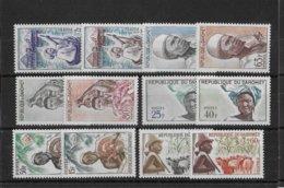 DAHOMEY - YVERT N° 179/190 ** MNH - COTE = 14.5 EUR. - Benin - Dahomey (1960-...)