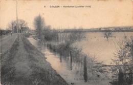 GAILLON - Inondation - Janvier 1910 - Otros Municipios