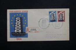 PAYS BAS - Enveloppe FDC En 1956 - Europa  - L 42689 - FDC
