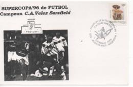 Argentina, Football, Soccer, Supercup Champion Velez Sarsfield - Football