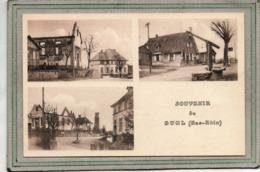 CPA - BUHL (67) - Multivues - Divers Aspects Dont La Fontaine à Balancier-contrepoids - 1930 - France