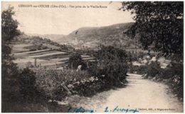 21 LUSIGNY-sur-OUCHE - Vue Prisse De La Vieille Route - Other Municipalities
