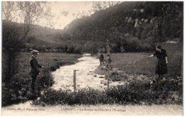 21 LUSIGNY - La Source De L'Ouche à L'Ermitage - Sonstige Gemeinden