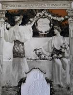 MENU 1907 STERN MINISTERE AFFAIRES ETRANGERES GORGUET ILLUSTRATEUR GASTRONOMIE CUISINE CUISINIER COOKING MENUS - Menus