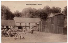 Veuxhaulles : La Scierie (Editeur Doret - Phototypie Combier, Macon) - Autres Communes