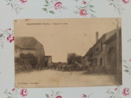 Polaincourt Route De La Gare Haute Saône Franche Comté - Sonstige Gemeinden