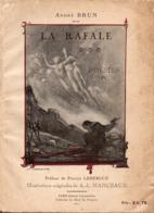 LA RAFALE POESIES .PARIS.,Editions D'Aujourd'hui, Collection Du Réveil Des Primaires,ANDRE BRUN RARE 1921 ; 40 Pages - Livres, BD, Revues
