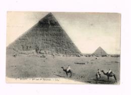 2nd And 3th Pyramids. - Piramiden