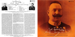 Superlimited Edition  CD V.Kempe&S.Horak&Prague Castle Guard Band. JILIUS FUCEK. - Classical