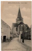 Brion Sur Ource : Abside De L'église (Editeur Le Guyader, Chatillon Sur Seine) - France