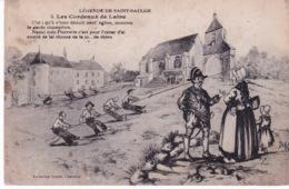 SAINT SAULGE(FOLKLORE) - Autres Communes