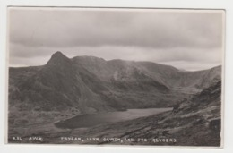 BB805 - PAYS DE GALLES - TRYFAN - LLYN OCWEN And The Glyders - Wales