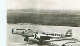 Carte  Photo -  Avion    Dewoitine D338 , Trimoteur Hispano   Saiza  V1029 - Aerei