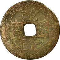 Monnaie, Chine, Gao Zong, Cash, 18EME SIECLE, TB, Cuivre, Hartill:22.246 - China