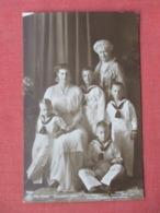 RPPC Germany Royal Family   Ref   3652 - Royal Families
