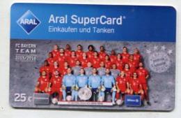 GC 12783 Aral SuperCard - FC Bayern München - Gift Cards