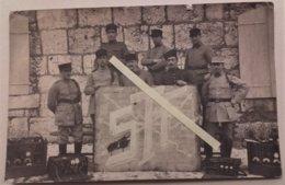 1920/1930 Radio-télégraphistes Tsf Radiotélégraphie Sans Fils Transmissions   Tranchée  Poilus 1914 1918 1WK  WW1 14/18 - Guerra, Militari
