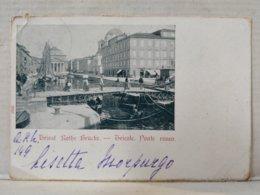 Trieste. Ponte Rosso - Trieste