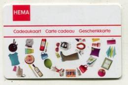 GC 12816 Hema - Cartes Cadeaux