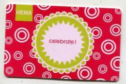 GC 12823 Hema - Cartes Cadeaux
