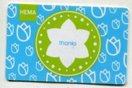 GC 12824 Hema - Cartes Cadeaux